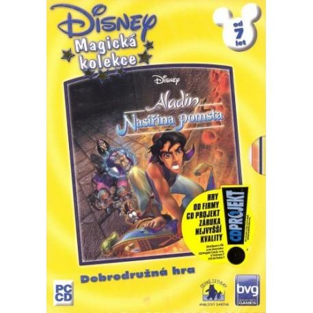Aladin Nasiřina Pomsta-pc