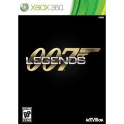 007 Bond Legends