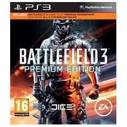 Battlefield 3 Premium Edition -ps3