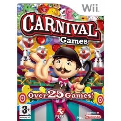 Carnival Games-wii-bazar