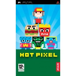 Hot Pixel-psp
