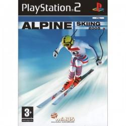Alpine Skiing 2005-ps2-bazar