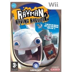 Rayman Raving Rabbids 2-wii-bazar