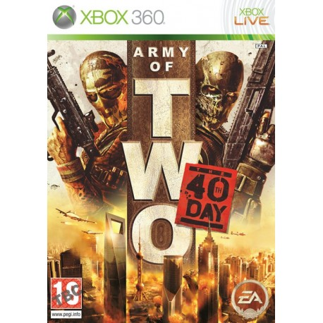 Army of Two: The 40th Day -x360-bazar