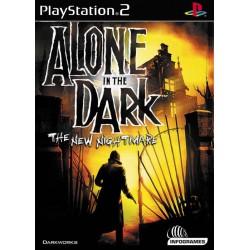 Alone in the Dark: The New Nightmare-ps2-bazar