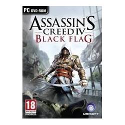 Assassins Creed 4: Black Flag - předobjednávka-pc