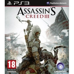 Assassins Creed III   -ps3