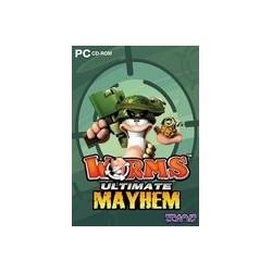 Worms: Ultimate Mayhem -pc