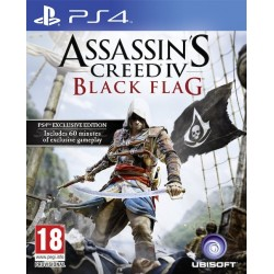 Assassins Creed IV: Black Flag -ps4-bazar