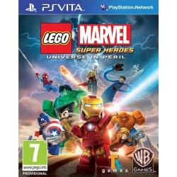 LEGO Marvel Super Heroes -PS VITA