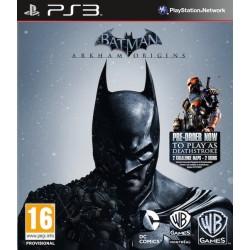 Batman: Arkham Origins -ps3