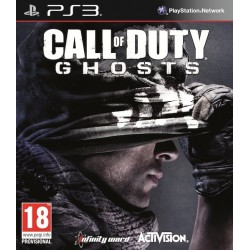 Call of Duty Ghosts -ps3