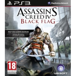 Assassins Creed IV: Black Flag -ps3