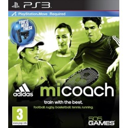 Adidas miCoach: The Basics - MOVE -ps3