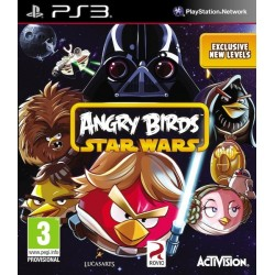 Angry Birds Star Wars - MOVE -ps3-bazar