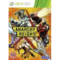 Anarchy Reigns -x360-BAZAR