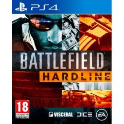 Battlefield: Hardline -ps4-bazar