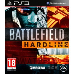 Battlefield: Hardline -ps3-bazar
