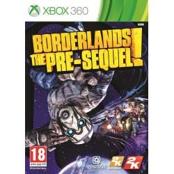 Borderlands: The Pre-Sequel-předobjednávka
