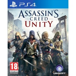 Assassin's Creed: Unity -ps4-bazar