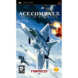 Ace Combat X: Skies of Deception-psp-bazar