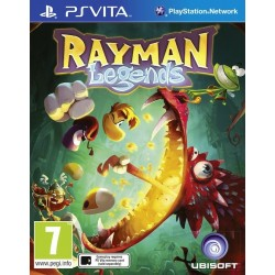 Rayman Legends -PS VITA