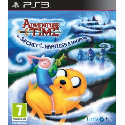 Adventure Time: The Secret of the Nameless Kingdom -ps3-bazar