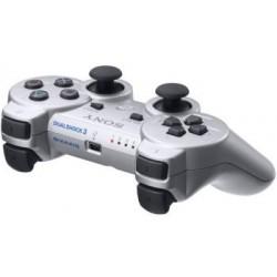 Dualshock Wireless Controller SILVER  -ps3-příslušenství-bazar