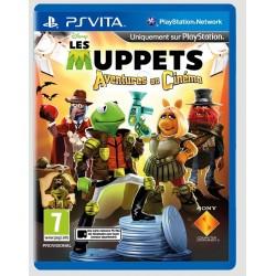 Muppets Movie Adventures -PS VITA-BAZAR