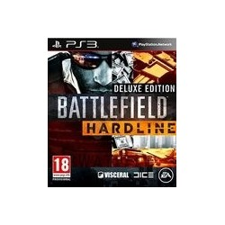 Battlefield Hardline Deluxe Edition -ps3