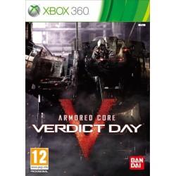 Armored Core: Verdict Day-x360-bazar