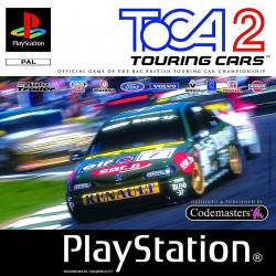 TOCA 2: Touring Car Challenge-PS1