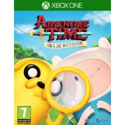 Adventure Time: Finn and Jake Investigations-xone-bazar