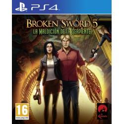 Broken Sword 5: The Serpents Curse -ps4