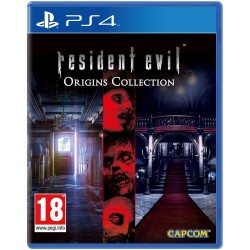 Resident Evil Origins Collection -ps4