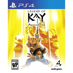 Legend of Kay Anniversary -ps4