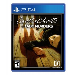 Agatha Christie: The ABC Murders -ps4