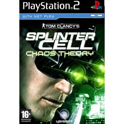 Tom Clancys Splinter Cell Chaos Theory-ps2-bazar