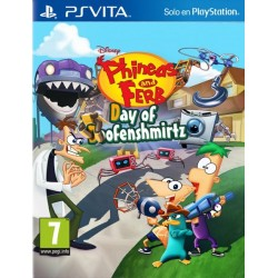 Phineas and Ferb: Day of Doofensmirtz - PS VITA-BAZAR