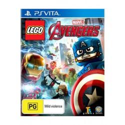 LEGO Marvel Avengers -ps vita
