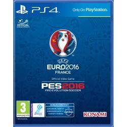 UEFA EURO 2016 Pro Evolution Soccer -ps4
