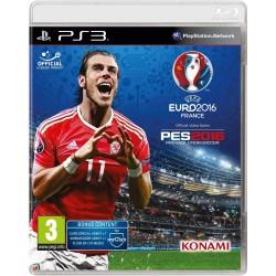 UEFA EURO 2016 Pro Evolution Soccer -ps3