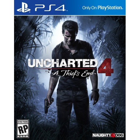 Uncharted 4: A Thiefs End -ps4-bazar