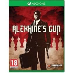 Alekhines Gun-xone