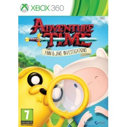 Adventure Time: Finn and Jake Investigations-x360