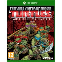 Teenage Mutant Ninja Turtles-xone