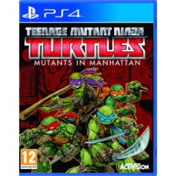 Teenage Mutant Ninja Turtles -ps4