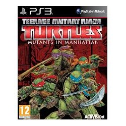 Teenage Mutant Ninja Turtles -ps3