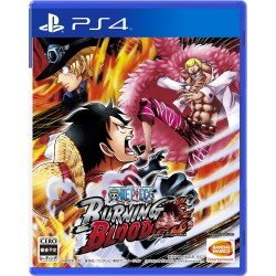 ONE PIECE: BURNING BLOOD -ps4