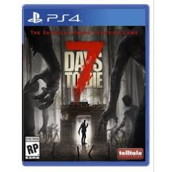 7 Days to Die -ps4